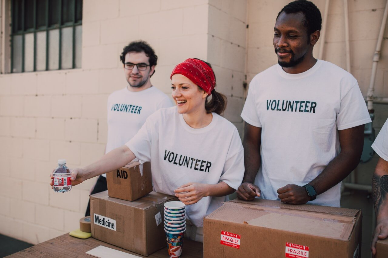 The Importance of Volunteering in Recovery